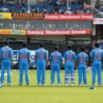 Indian cricketers wear jerseys with mothers' name