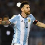 Messi four match ban is unjustified as conjectured by New AFA president