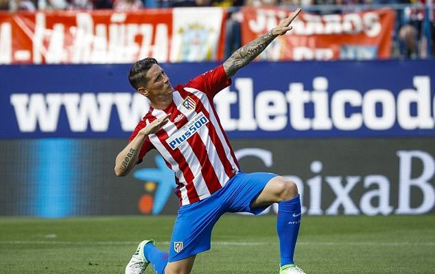 Fernando Torres rejects Queretaro offer to remain with Atleti