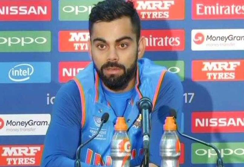 Virat more extra runs on the board