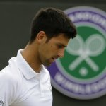 Novak Djokovic tested positive for COVID-19