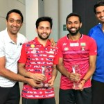 HS Prannoy beats P kashyap to clinch US Open badminton title