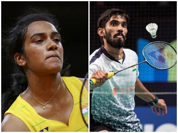 Indian Sports Honours Awards 2017: Srikanth, PV Sindu gets top awards