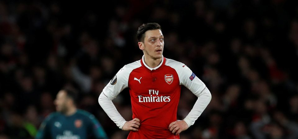 World Cup 2018: Mesut Ozil should have been dropped from team