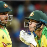 Warner, Finch unbeaten knock against India in the first match of the series