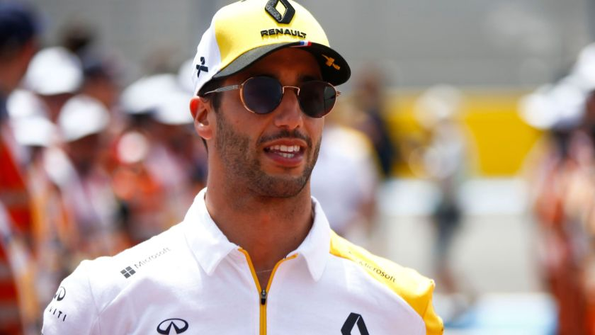 McLaren is only the viable option for Ricciardo after Renault's exit