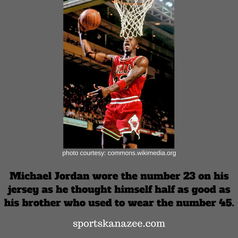 Story of number.23