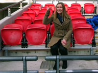 03 Jo at Wembley