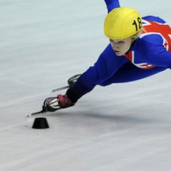 Ice queen Elise Christie on the problem with cold veins