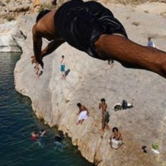 Sport Social: Oman's diving youngsters and Prince Harry's not all that