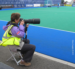 Eileen-Langsley-working-at-World-Cup-Hockey