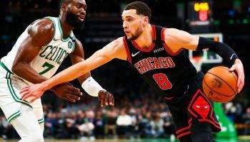 Boston Celtics vs Chicago Bulls