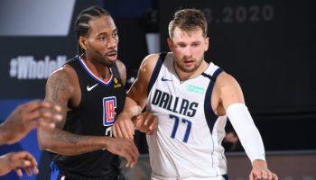 LA Clippers vs Dallas Maverics