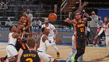 Atlanta Hawks vs New York Knicks game 2 prediction