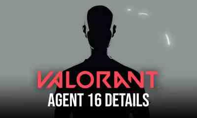 Valorant agent 16