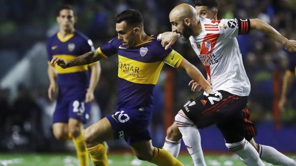 Boca Juniors 1-0 River Plate (1-2 agg): Libertadores holders reach final despite Superclasico loss
