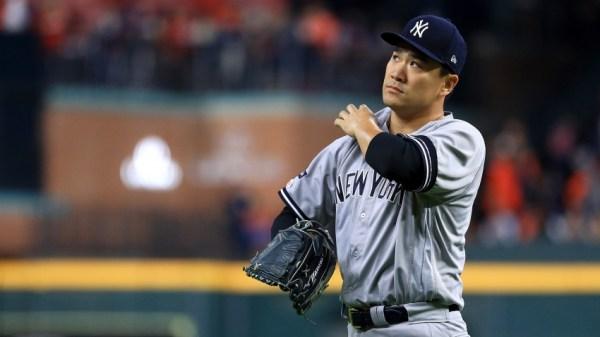 Yankees rout Astros in ALCS opener