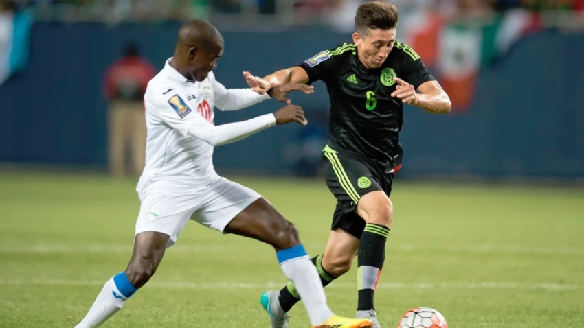 Uphill task for Cuba with Mexico opener