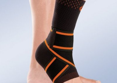 Orliman Crossed Elastic Ankle Support