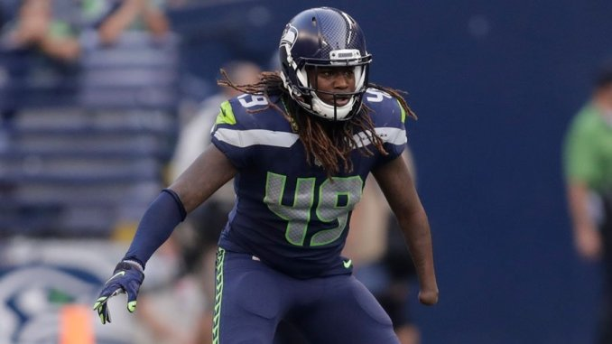 huge selection of 9f218 52f5b Dream Realized: Shaquem Griffin to Start Week One - Sports ...