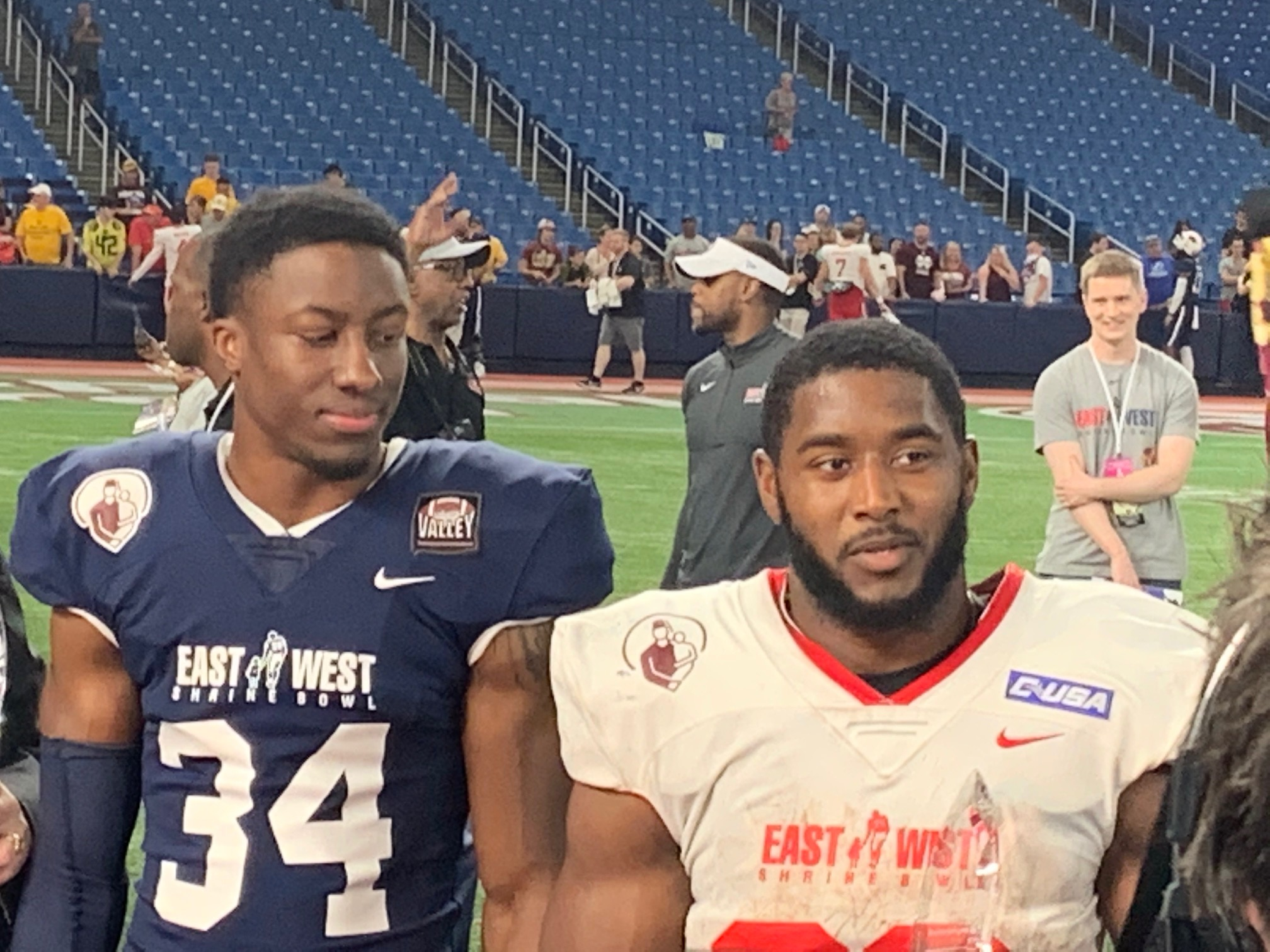 Lemay Kirk Top Performers In 2020 Shrine Bowl Sports Media Pass