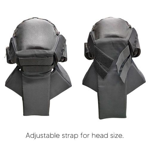 Protective Head Gear Adjustable