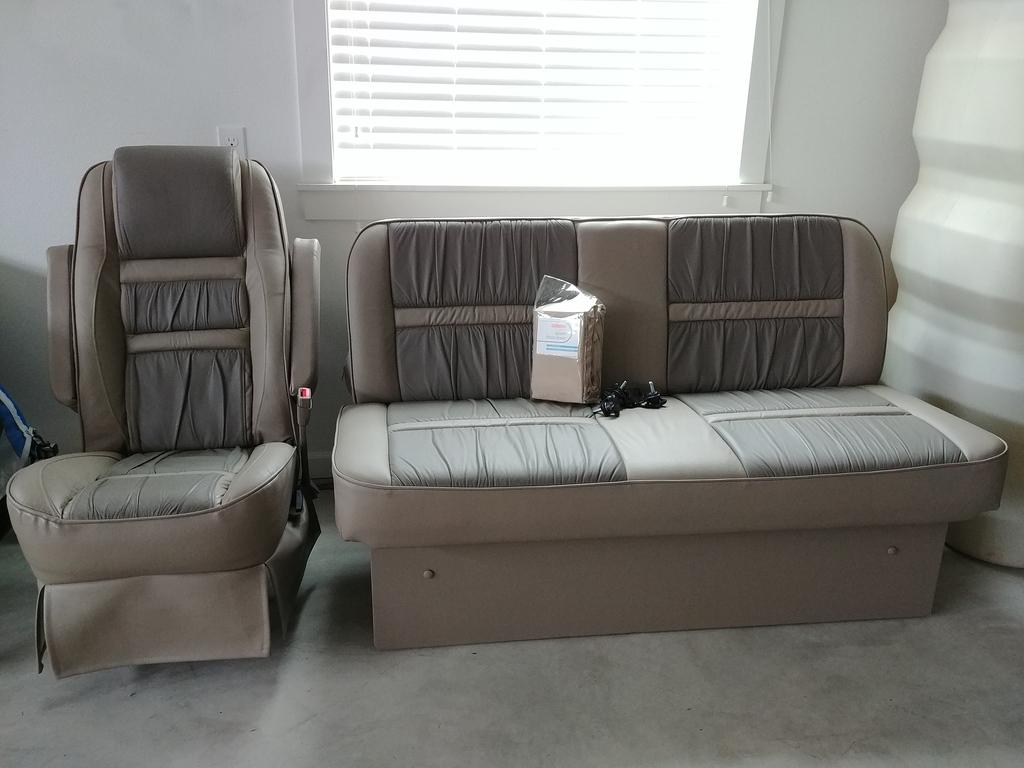 Conversion Van Bench Seat Bed