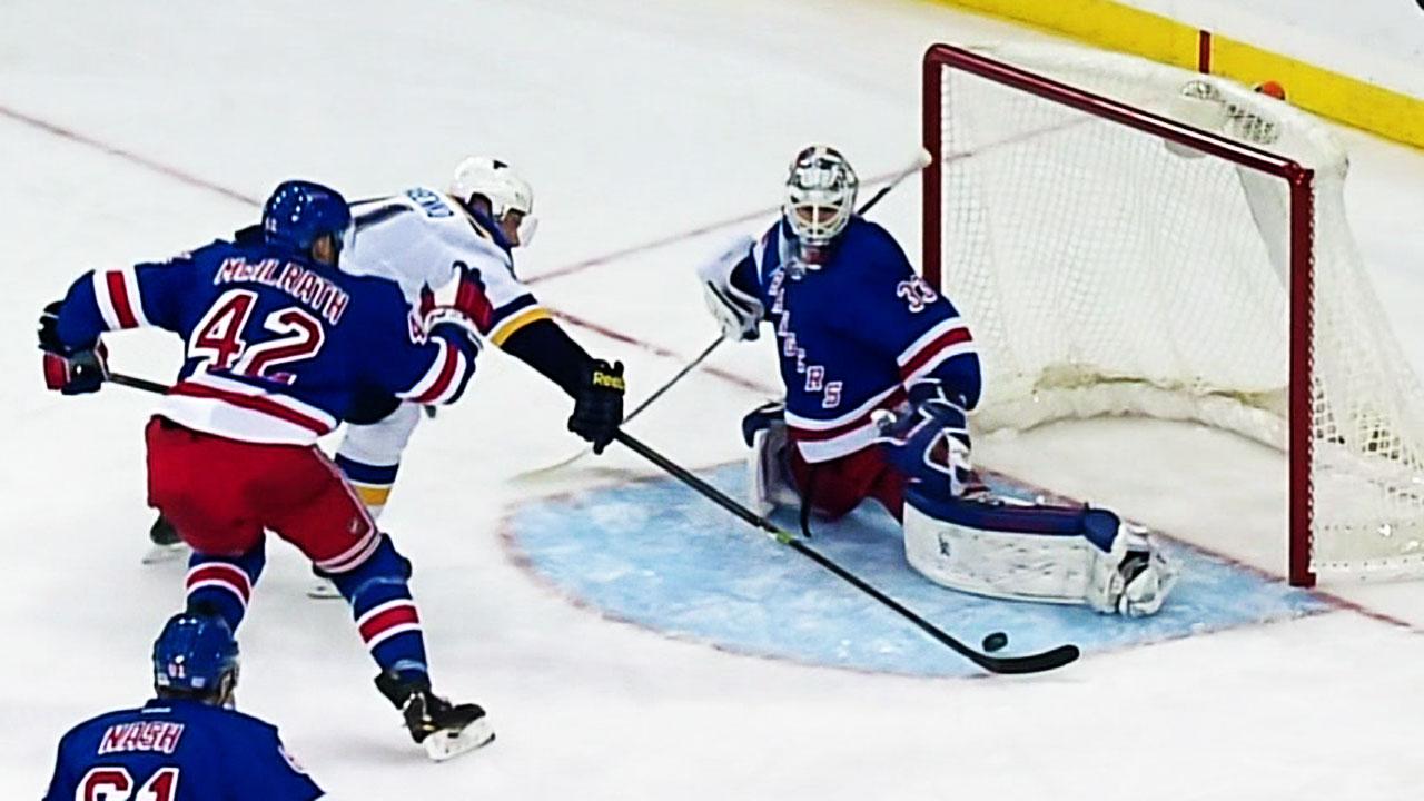 Tarasenko Goal