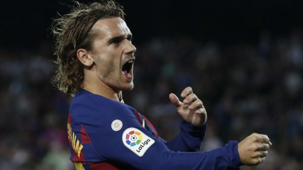 Griezmann finds groove with Messi, Suarez in Barcelona victory - Sportsnet.ca