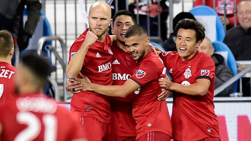 TFC defeats D.C. United after extra time to advance in MLS playoffs - Sportsnet.ca