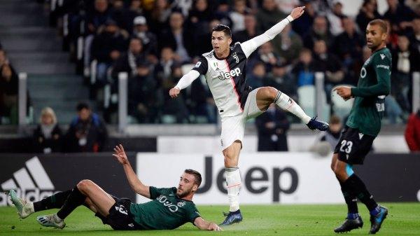 Juventus beats Bologna, Immobile leads Lazio comeback vs. Atalanta - Sportsnet.ca