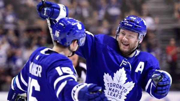 Morgan Rielly scores overtime winner as Maple Leafs top Bruins - Sportsnet.ca