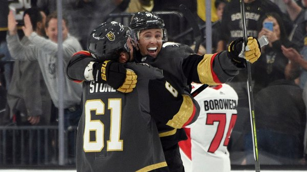Marchessault nets shootout winner, Golden Knights beat Senators - Sportsnet.ca