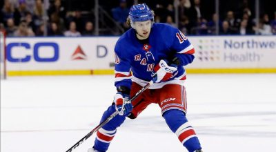 New York Rangers forward Artemi Panarin is one of three players named as a fiinalist for the Ted Lindsay Award.