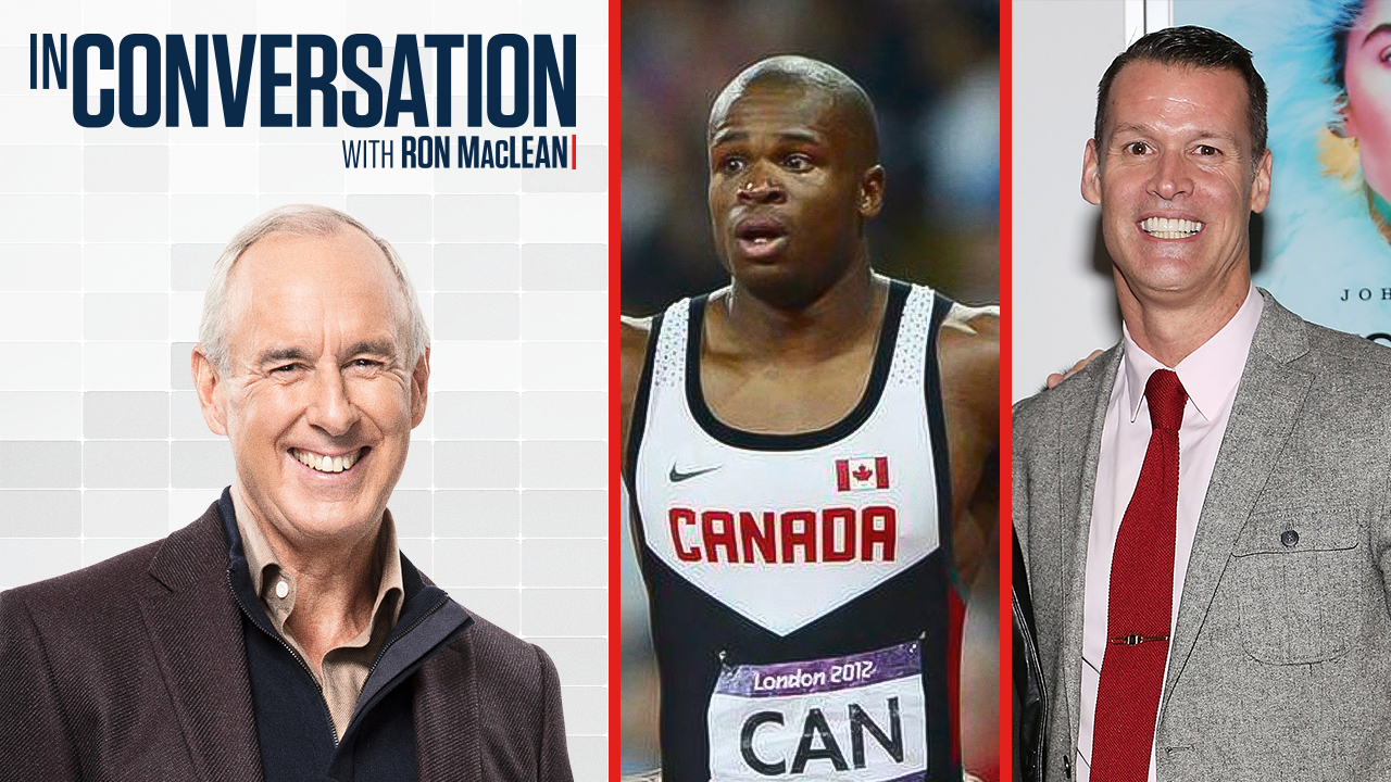 Photo of In Conversation: Olympians Oluseyi Smith, Mark Tewksbury on life's journey – Sportsnet.ca