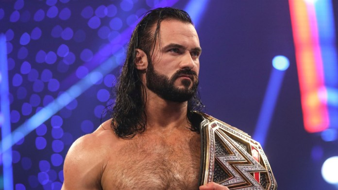 WWE Champion Drew McIntyre tests positive for COVID-19 - Sportsnet.ca