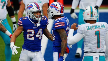 Bills eliminate Dolphins with rout, set to host Colts in playoffs - Sportsnet.ca