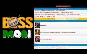 Bossmobi - Download Bollywood A to Z Mp3 Songs   www.bossmobi.com