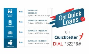 Quickteller Loan - How to Request for a Loan on Quickteller