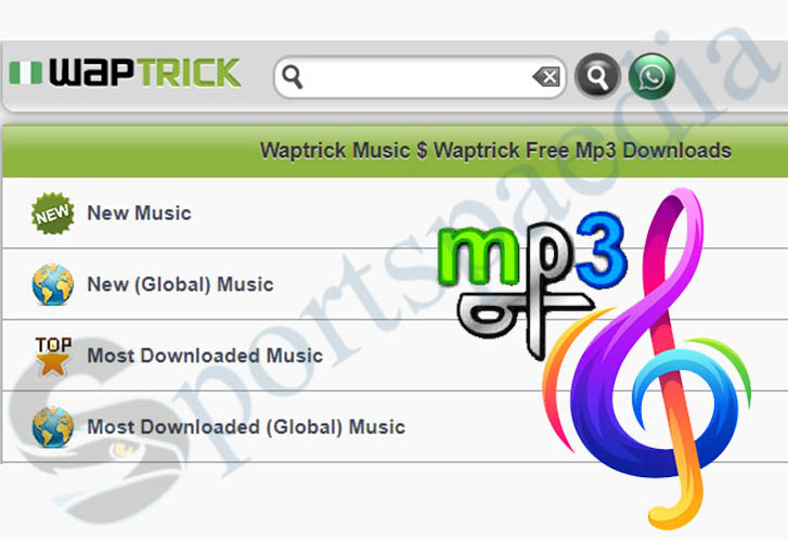 Waptrick Mp3 Music - Download Free Music or Songs on www.waptrick.com