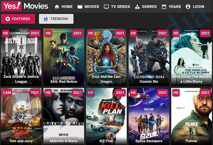 YesMovies - Watch Movies & TV Series on Yes Movies.net   www.yesmovies.com