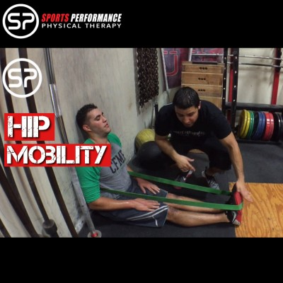 Hip Mobility Drill for Deadlifts and Olympic Weightlifting