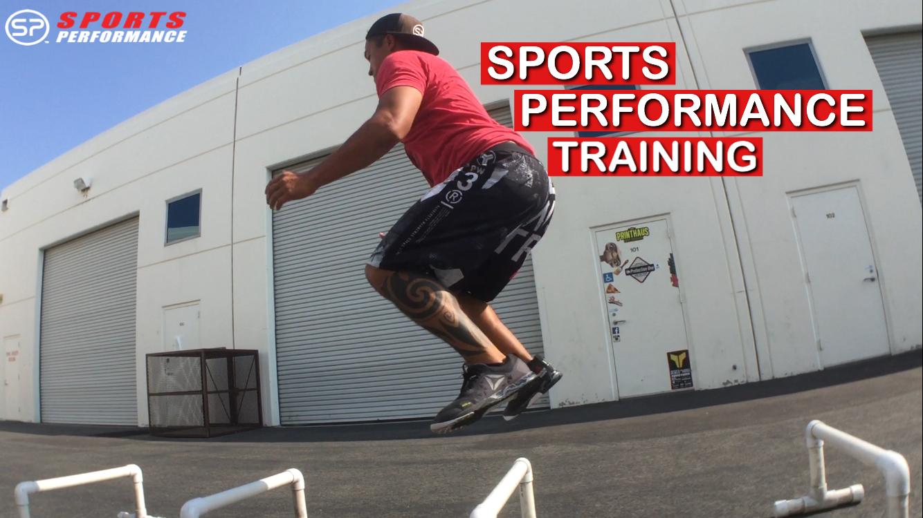 Strength, Power & Agility Training