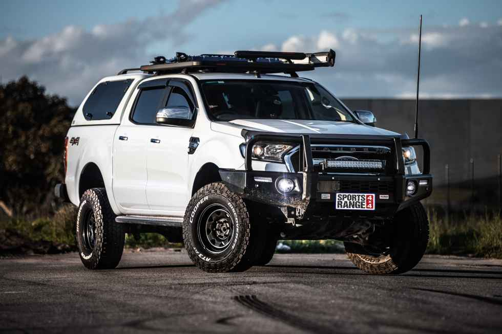 Full Vehicle Kitouts, including Canopies, Suspension Lifts, Bull Bars, Side Steps, Rear Bars & More.