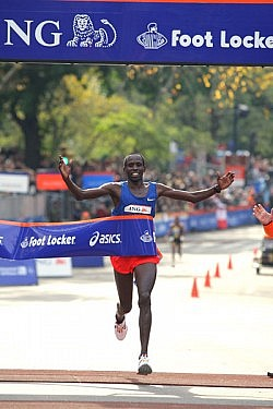 NYV 2007 men's race