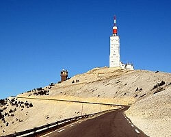 Mont Ventoux. Photo © Flickr user velodenz