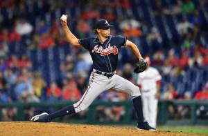 Braves: Jeremy Walker dealing with shoulder issue