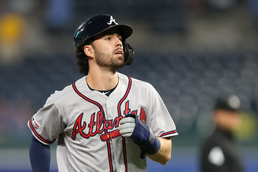 Will the Braves get first-half Dansby in 2020?