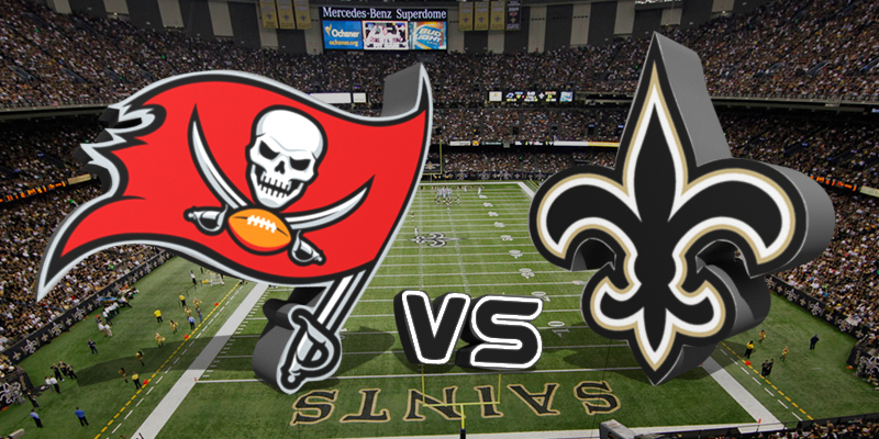 Image result for Buccaneers vs. Saints