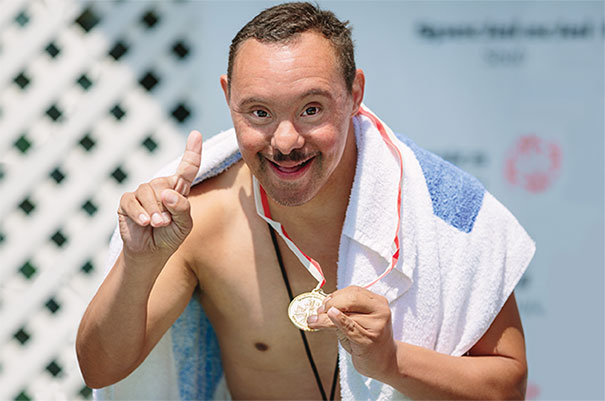 Special Olympics has seen its events grow significantly since the organization's founding in the 1960s. The 2015 World Summer Games will be staged in Los Angeles and are expected to draw more than 7,000 athletes. Photo courtesy of Cory Hansen